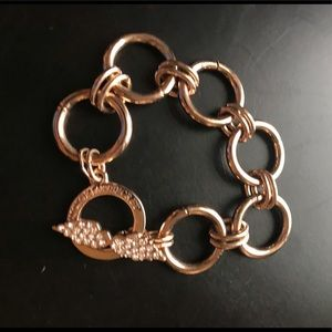 Victoria Secret gold bracelet